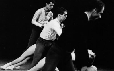 Merce Cunningham at Dartington | From the archive