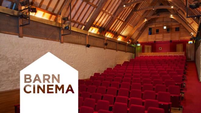 Barn Cinema interior