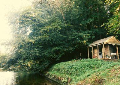 River Dart Cabin