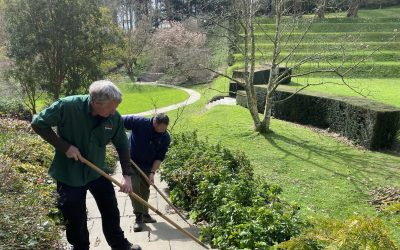Meet our lead gardener