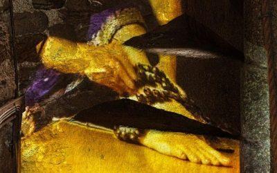 Belated: Artwork exploring Dartington's links with Tagore