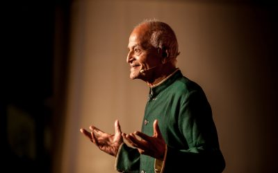 Satish Kumar invited to Rome by the Pope to discuss the climate emergency